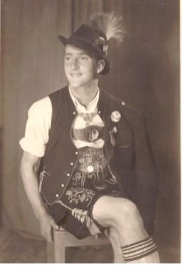 Josef Riepertinger jung