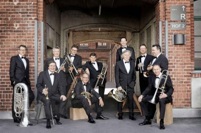 kl-Germna Brass.2-Foto Gregor Hohenberg for Sony Classical