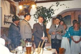 60. Geburtstag beim Cafe Pauli