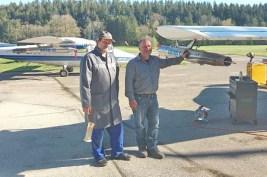 Hagelflieger Saisonvorbereitung für 2020 1 450