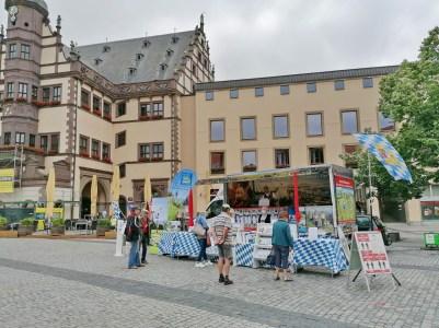 Urlaubstruck in Schweinfurt 2
