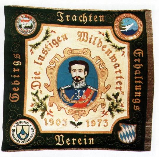 Wildenwart Fahne