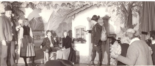 BR-Fernsehen 1987 - Berger