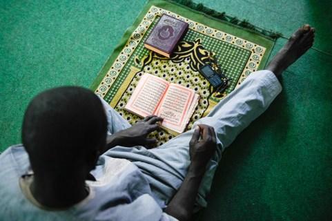 MALI, Kayes, Moschee (Bildrechte: Jörg Böthling/missio München)