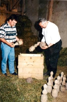 1mit Thomas Stocker 1997 - Foto Berger