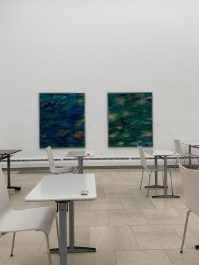 blick in die staedtische galerie klassenzimmer02 2020 foto staedtische galerie rosenheim