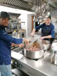 Alpenrose-Küche