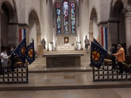 Festgottesdienst in der Basilika St. Willibrord in Echternach