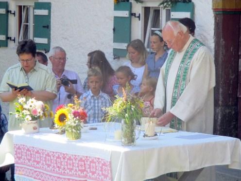 k-2 Gottesdienst mit Prälat Waldmüller