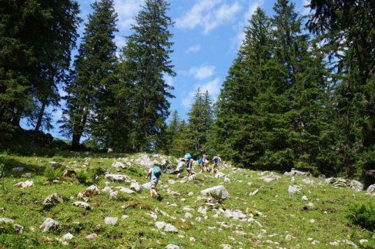 Jubilaeumswanderung Naturschutzgebiet Geigelstein (5)