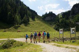 Jubilaeumswanderung Naturschutzgebiet Geigelstein (7)