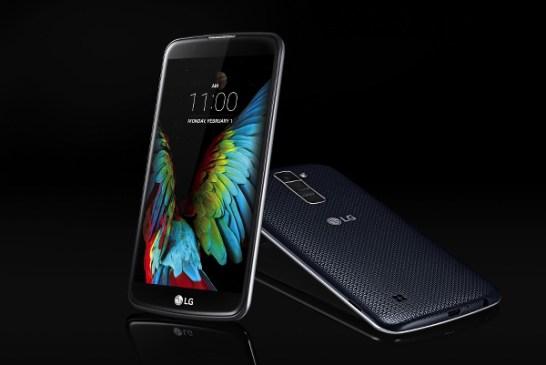 CES2016_LG'den gençlere yönelik K serisi akıllı telefonlar