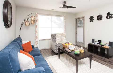 Fully-Furnished Living!
