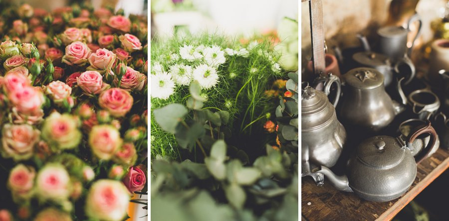 bristol wedding flowers