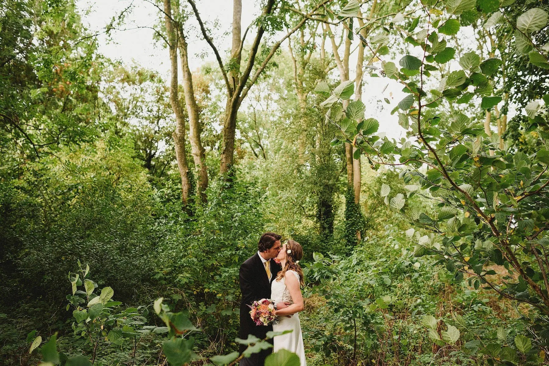 forest wedding photographers
