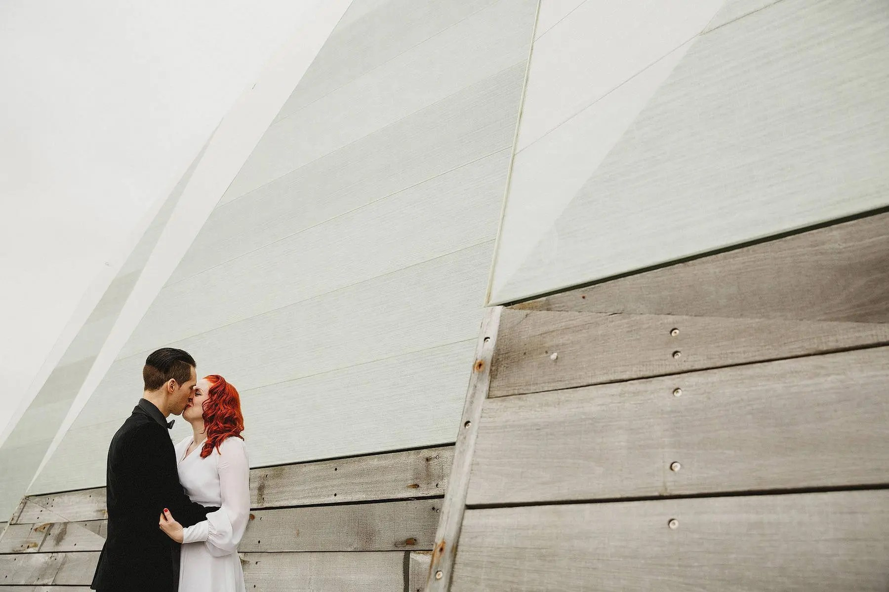 southend pier wedding