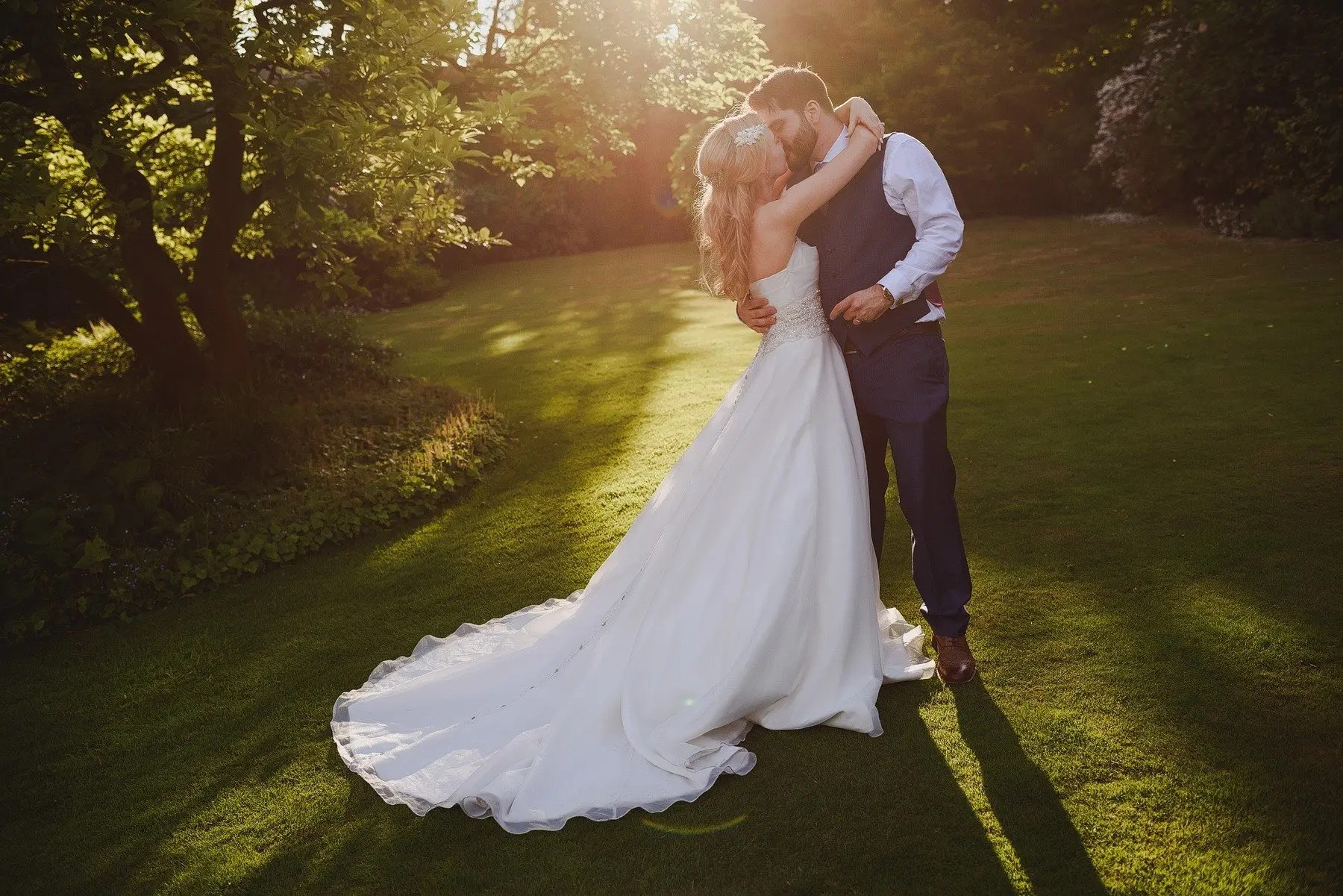 A Kilver Court Gardens Wedding Misha Liam