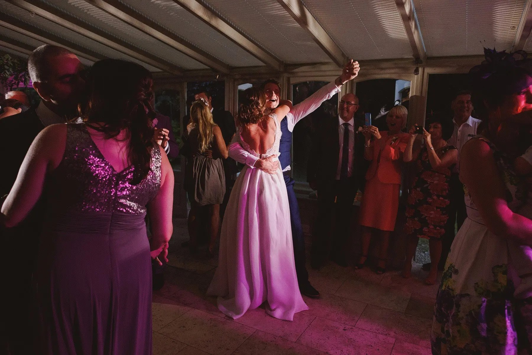 first dance at the rectory cotswolds