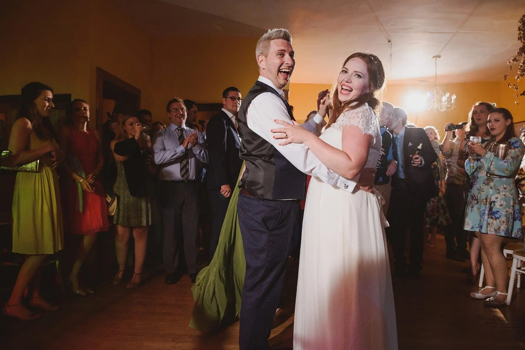 first dance at huntstile