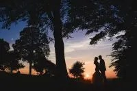 beautiful coombe lodge wedding photos