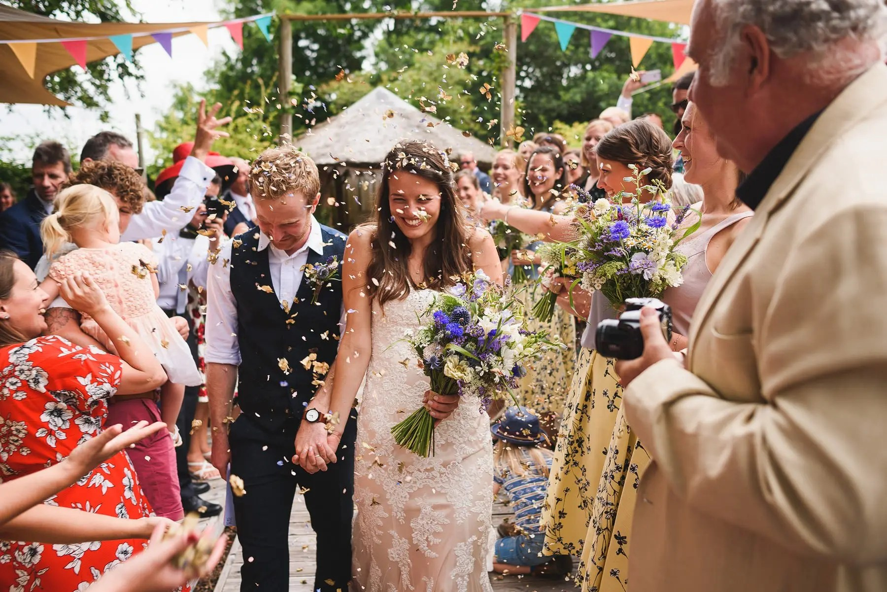 yurt camp devon wedding photographers 2018