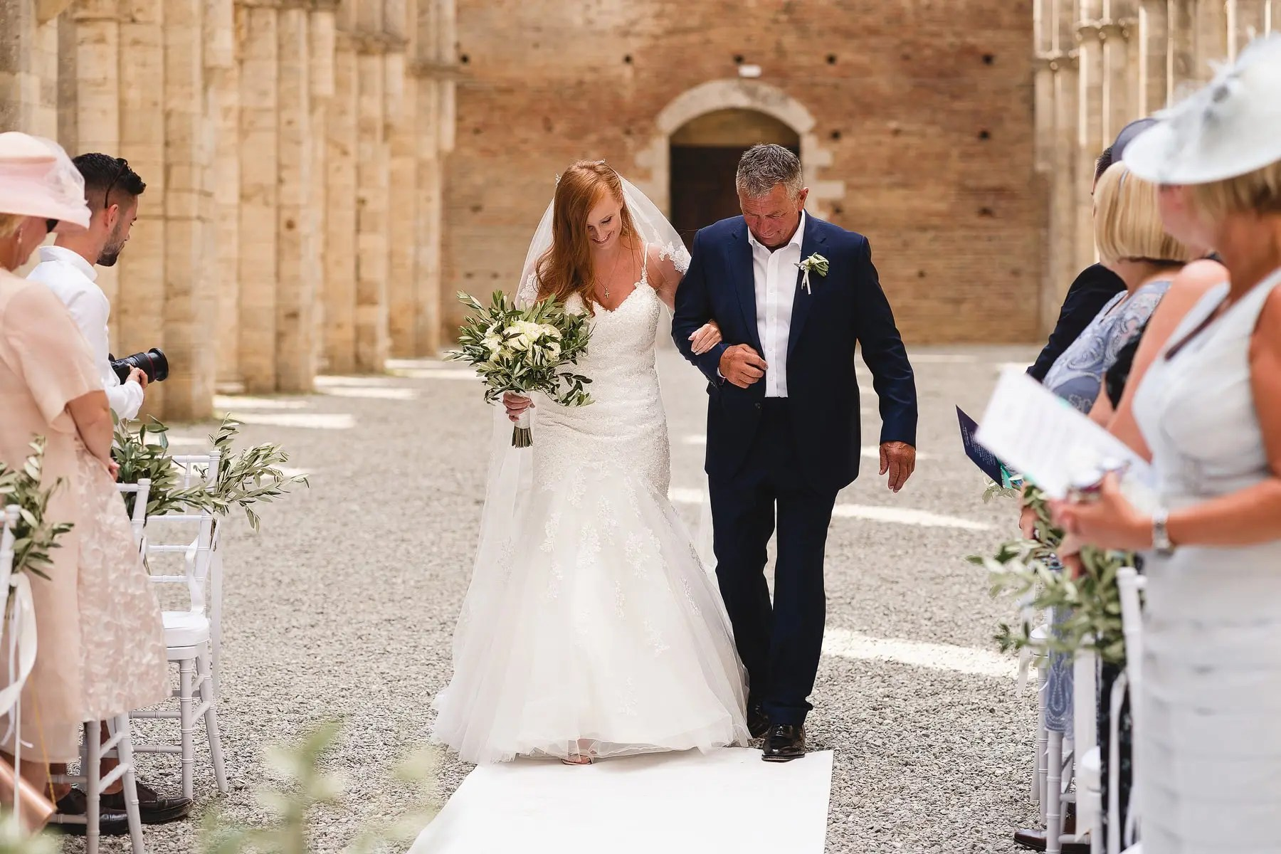 abbey di san galgano wedding