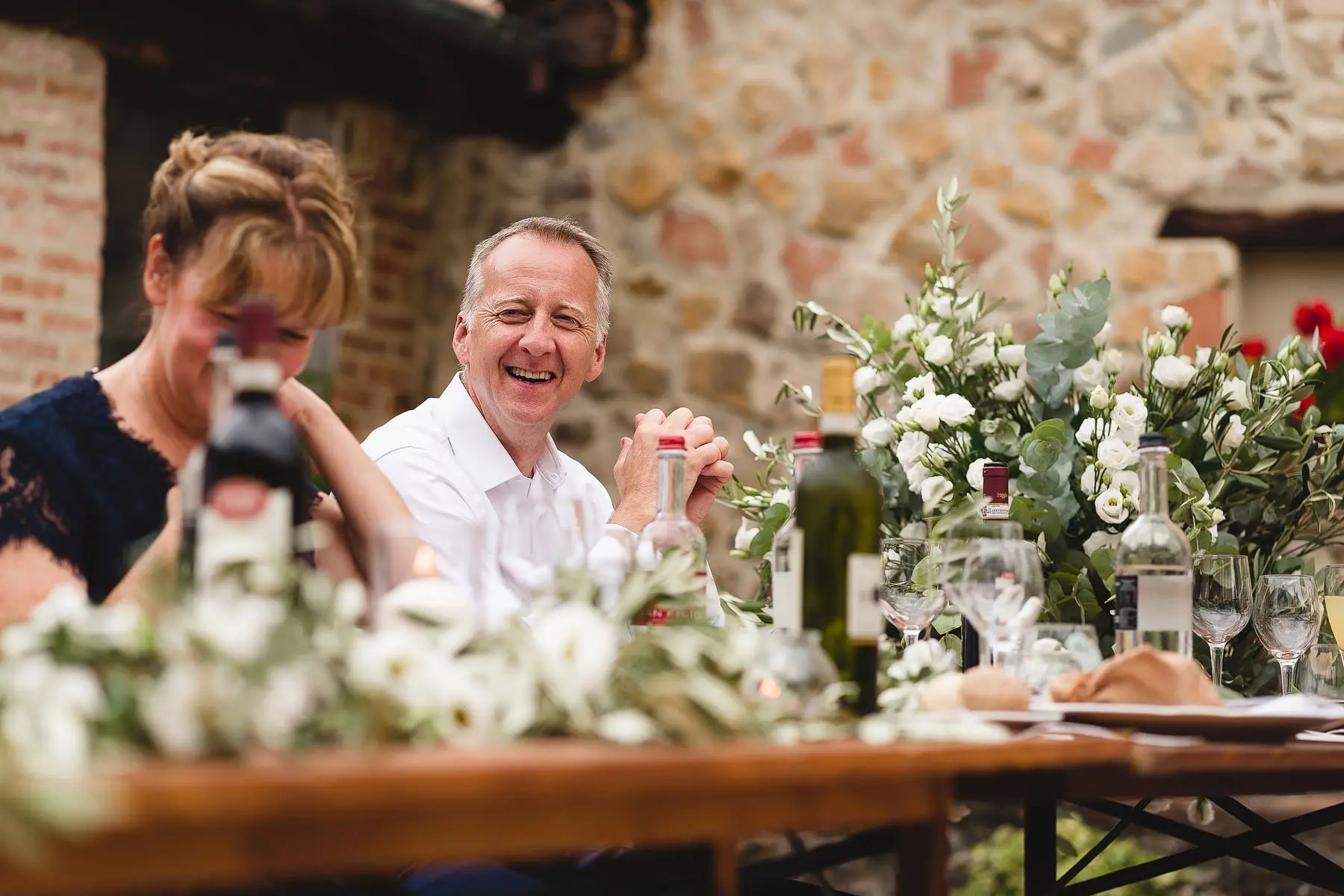 a wedding in tuscany near siena