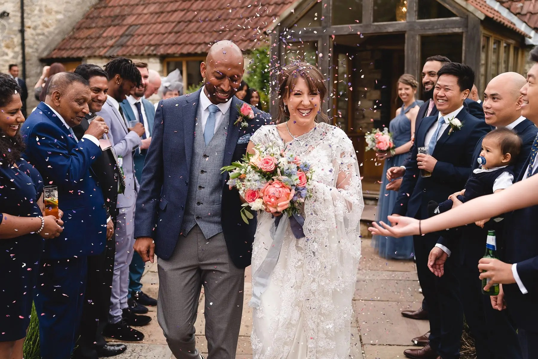 creative documentary wedding photographer bristol