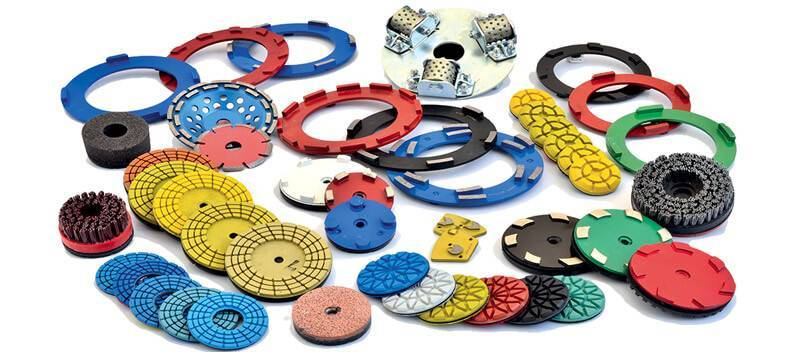 Cat Diamond Tools and Discs