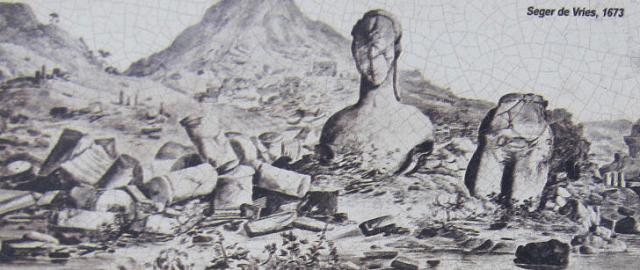 Apollo: The lost Colossus of Delos island, Greece