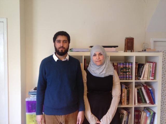 Imran and Shaima Suleman: freelance Imam and Islamic studies teacher