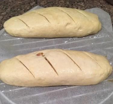 Wheat Stromboli