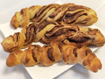 Chocolate Braided Bread