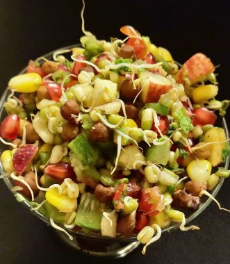 Sprouts Salad: Healthy & Appetising