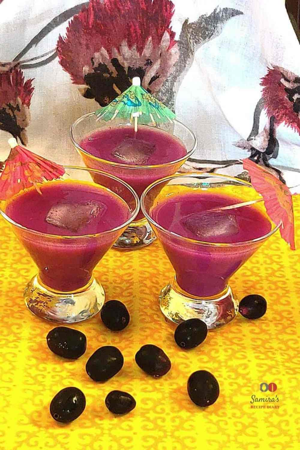 Purple Lemonade, Purple Lemonade | Jamun Shikanji