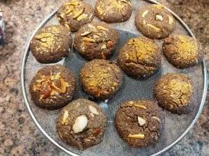Kuttu Atta Cookies