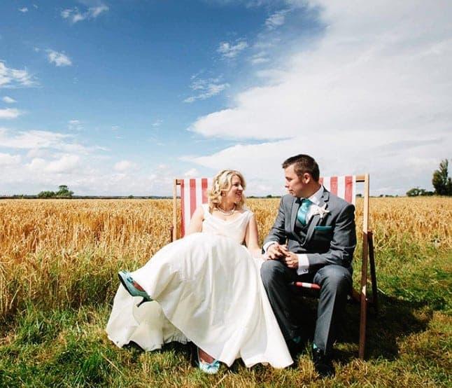 Cattows Farm Weddings with Sami Tipi