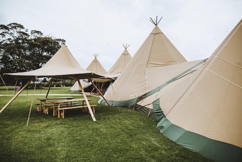 Mini Tipi Tent The Nimbus