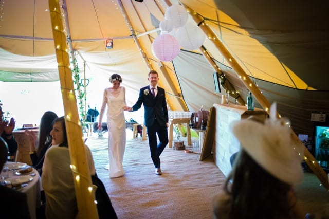 Rachel & Alex Sami Tipi Wedding 17