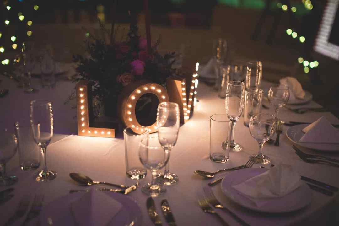 Sami Tipi Table Setting - Sami Tipi Starlight Social captured by Christopher Terry