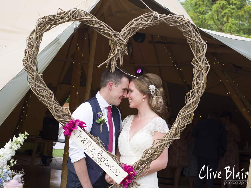 Couple Photos - Sami Tipi Wedding captured by Clive Blair