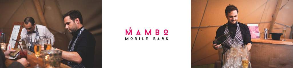 Mambo Mobile bar at Sami Tipi open day