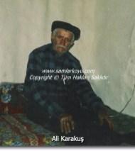 ALİ KARAKUŞ