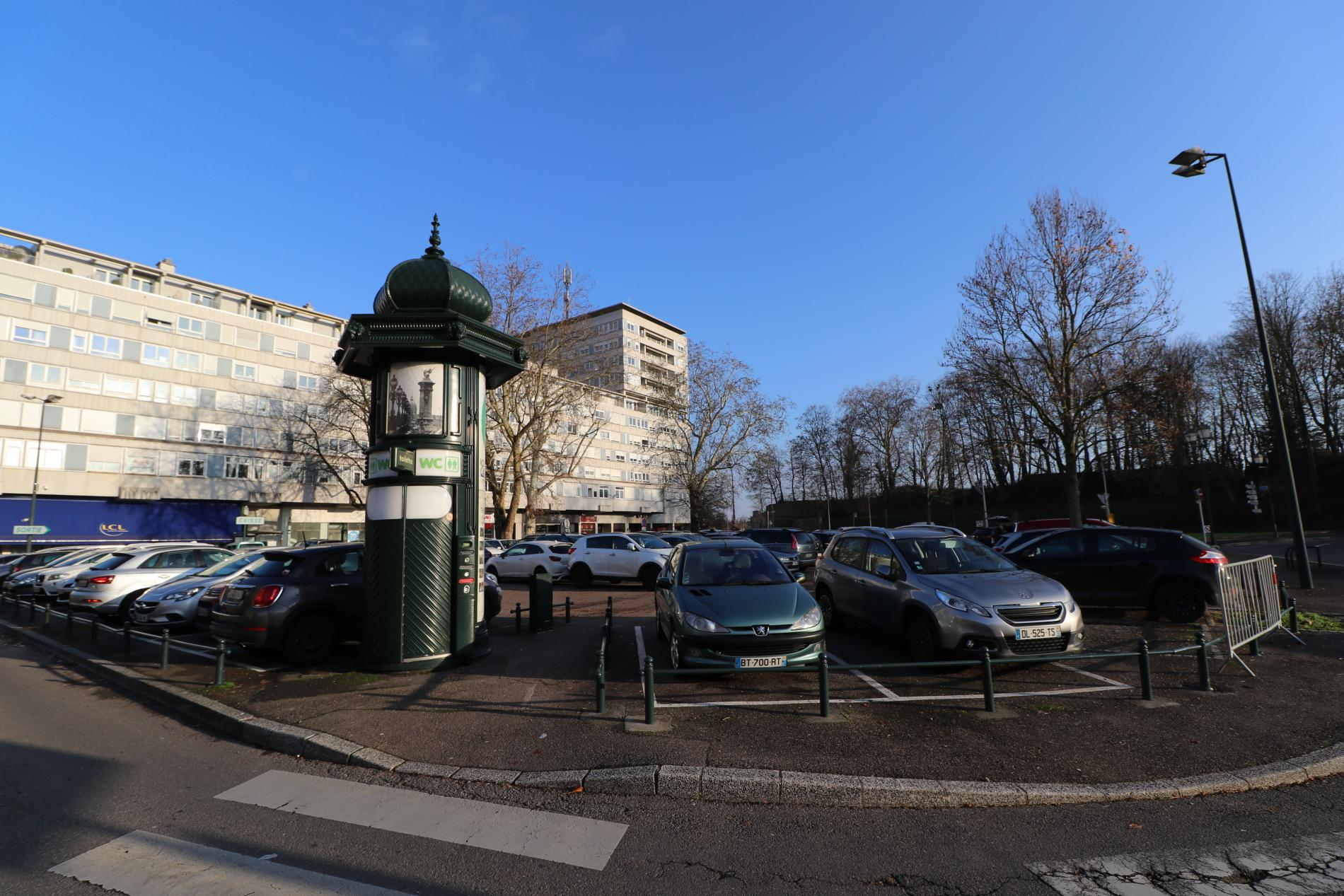thionville hotel des oliviers
