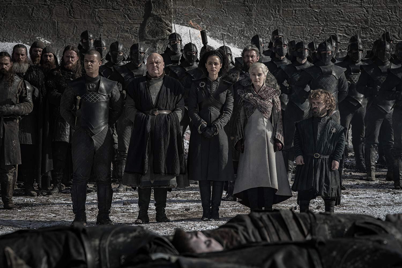 مراجعة مسلسل صراع العروش Game Of Thrones الموسم الثامن الحلقة