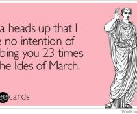 Thoughts on March, in GIFs