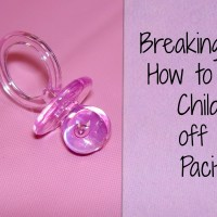 Breaking Binky: How to Wean Children Off the Pacifier