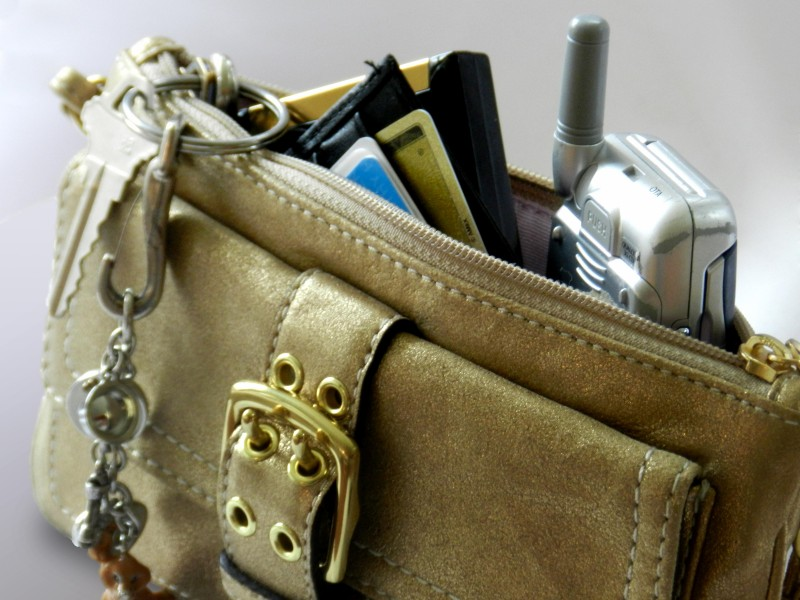 The Weirdest Things We've Found in Our Mom Purses