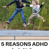 Having ADHD or loving someone with ADHD can be a challenge. But it isn't all bad. Here are 5 reasons ADHD has its benefits.