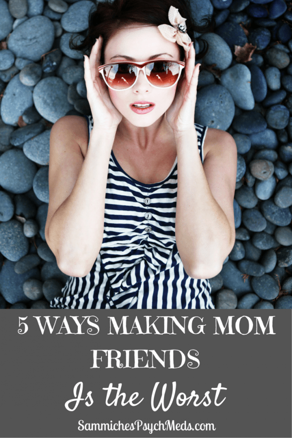 Making mom friends is difficult, what with never being able to have a conversation without kids interrupting and the inevitable distaste for someone's spouse or children. But in the end? It's totally worth it.